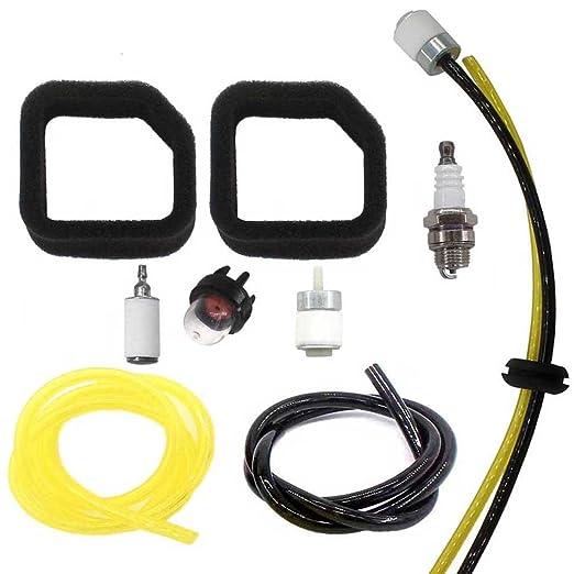 Aisen aire filtro de combustible línea para Toro 51944 51945 51946 ...