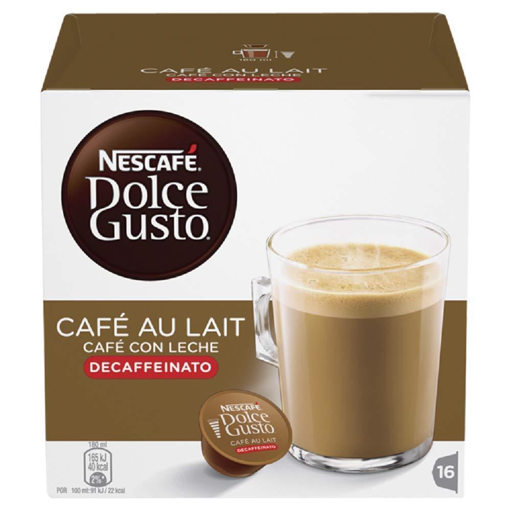 Nestlé Nescafe Dolce Gusto - Cafetera descafeinada con sabor ...