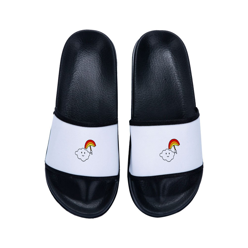 Chad Hope Boys Girls Shower Shoes Indoor Floor Slipper Anti-Slip Bath Slippers (Little Kid/Big Kid)
