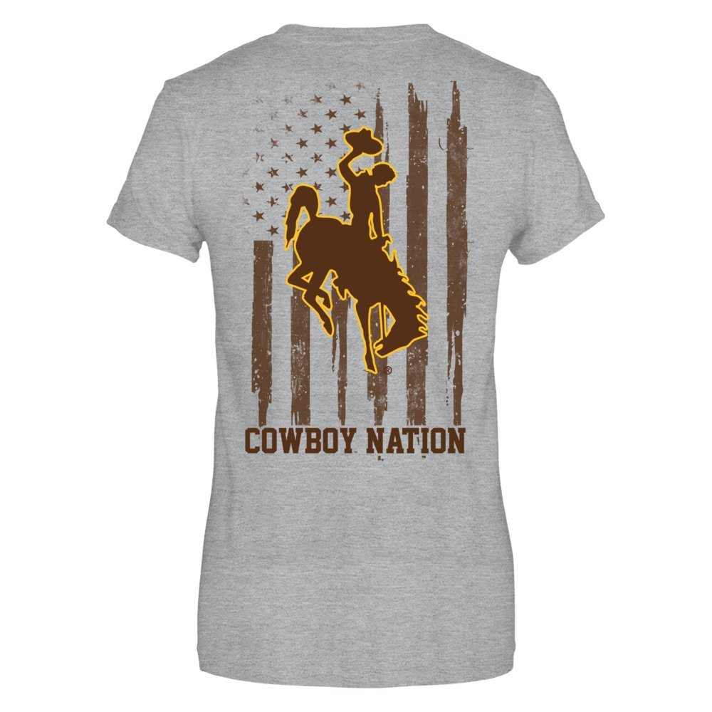 Wing Cow T Shirt Nationshirt
