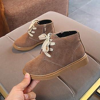 YanHoo Zapatos para niños Zapatillas de Deporte Niños Solteros ...