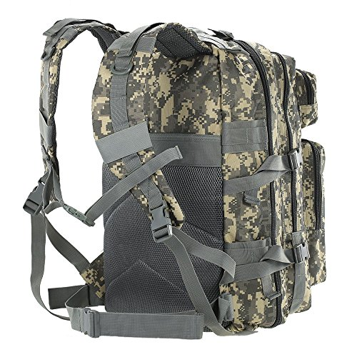 ABCAMO 45L Hunting Outdoor 3P Backpack by ABD OUTDOOR (Image #8)