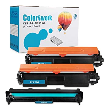 Amazon.com: COLOR4WORK (CHIP) - Cartucho de tóner compatible ...