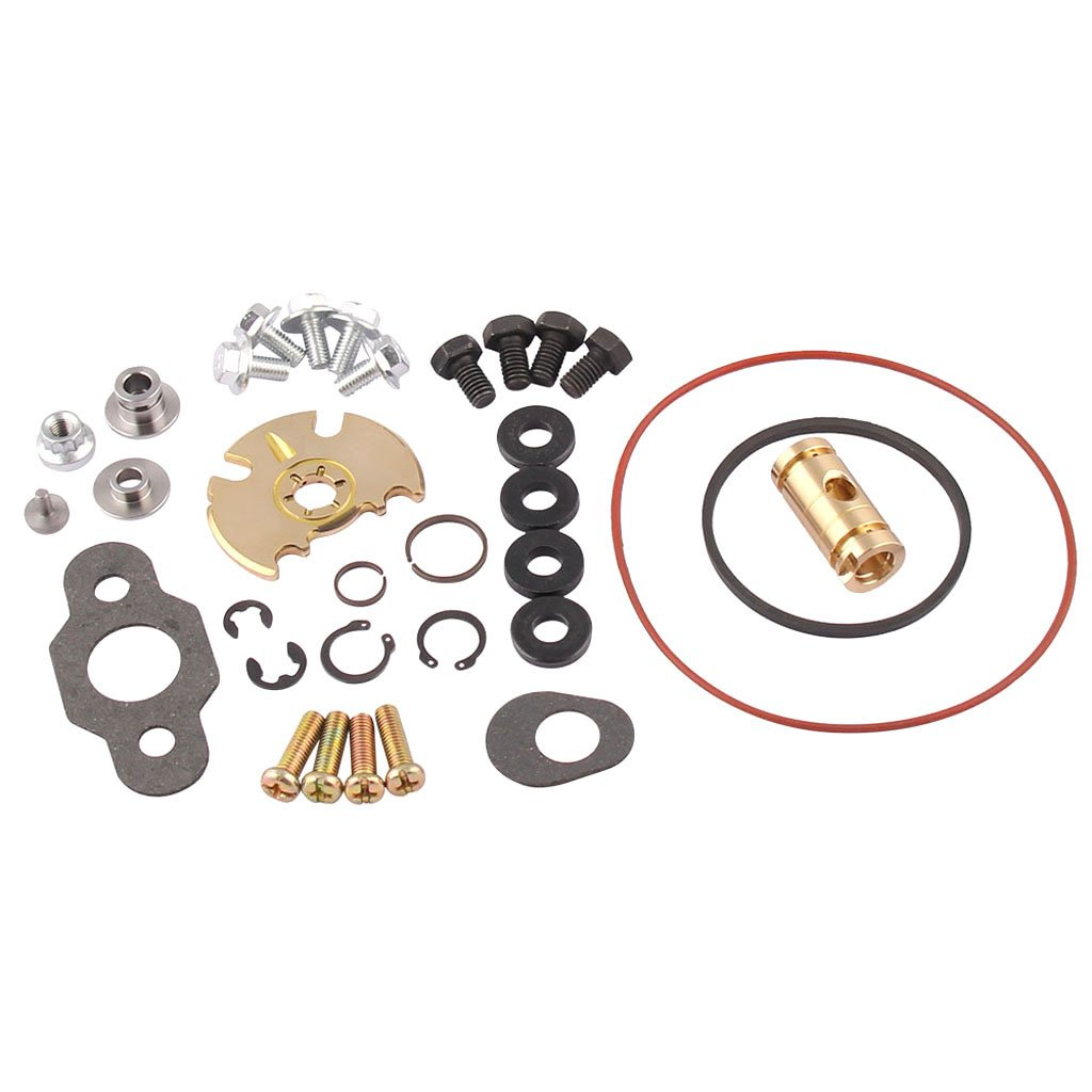Homyl Turbo Upgrade Kit Turbo charger Service Kit For GT1749V VNT15 GT15