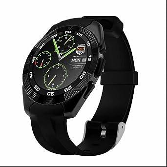 Bracelet Fitness Montres Connectées,Smart Montre Podomètre Trackers dactivité Smartwatch Moniteur de Fréquence Cardiaque Fitness Tracker Appel SMS Rappel ...