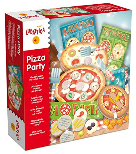 Pizza Party, Deluxe Board Game