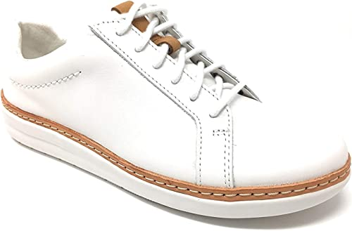 Intento Vista comercio  Amazon.com | CLARKS - Womens Amberlee ROSA White (6.5) | Shoes