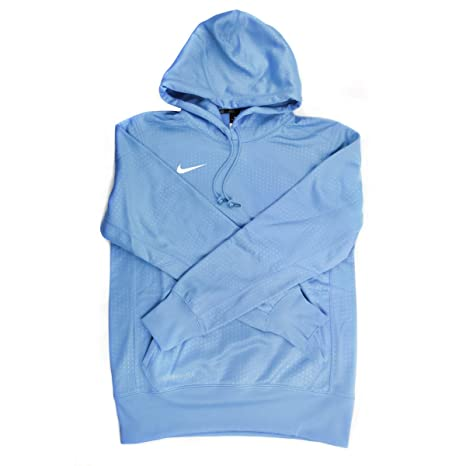 db7230a0c6d6 Image Unavailable. Image not available for. Color  Nike Therma-FIT Men s  Sky Blue Training Hoodie - Small