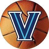 "VILLANOVA WILDCATS BASKETBALL 4"" ROUND MAGNET-VILLANOVA BASKETBALL MAGNET"