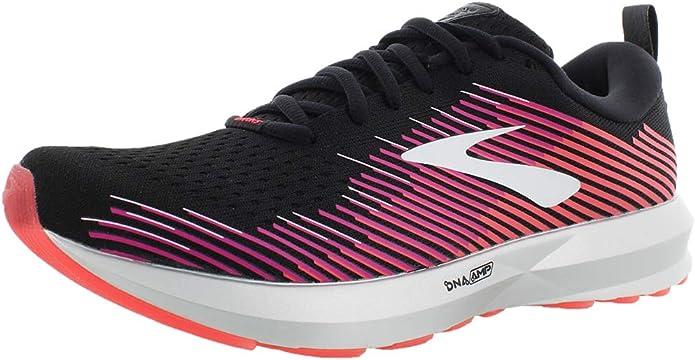 Brooks Levitate Sneakers Damen Schwarz/Rosa/Mandel