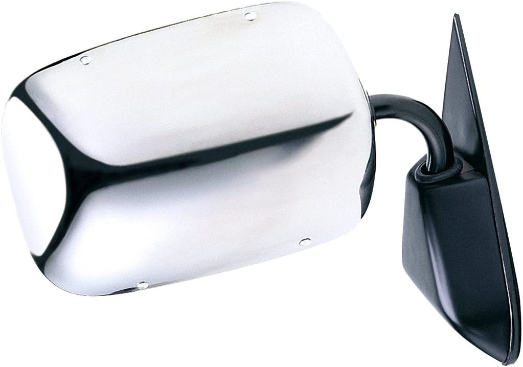 Fit System H3692 Chevrolet//GMC Passenger Side Replacement OE Style Folding Manual Mirror