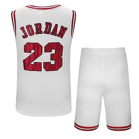 NBA Chicago Bulls Jersey for Hombre - Michael Jordan # 23 de Malla ...