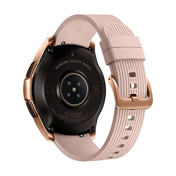 Samsung Galaxy Watch - Reloj Inteligente, LTE: Amazon.es: Electrónica