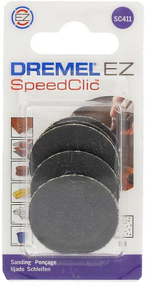 discos de lijar 2615S411JA DREMEL EZ SpeedClic