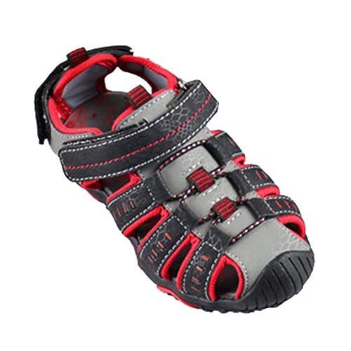 e96553ac2 Calzado Unisex Chico Chica Calzado para niños Casuales Verano Sandalias  para niños junkai  Amazon.es  Zapatos y complementos