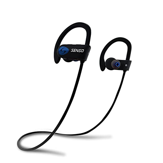SENSO ActivBuds Best Bluetooth Headphones
