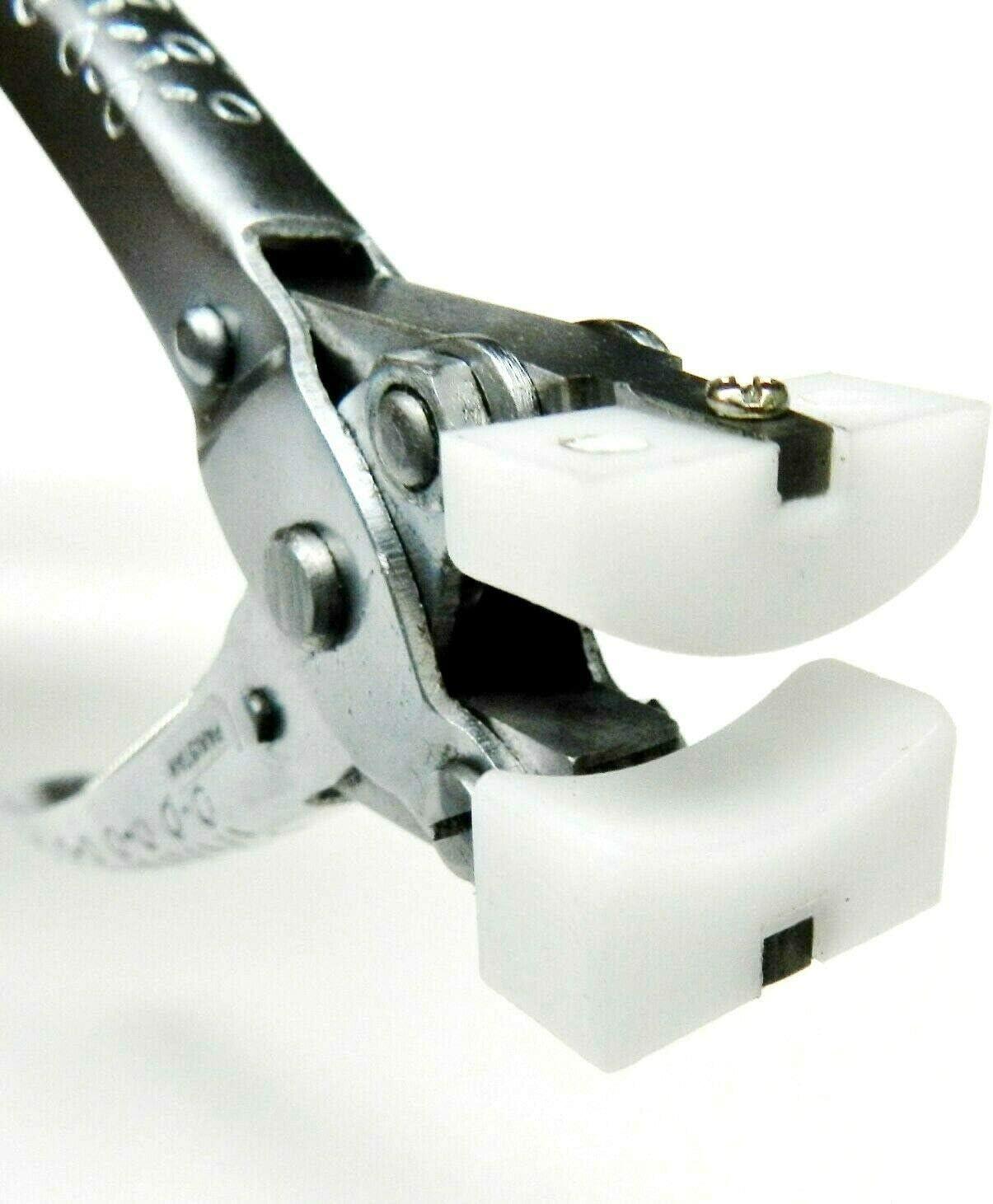 5-12 Inches Premium Series Bending Pliers ConcaveConvex Ring Bending Pliers PLR-725.00