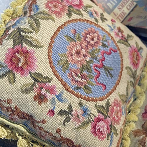 Aubusson Rose - Fine Home Crafts 16