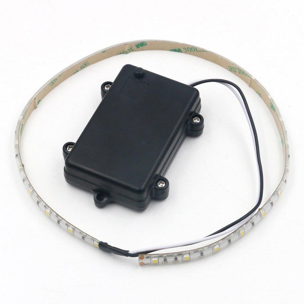 LYLLA B-Light Battery Powered Truck Bed Lighting System White Light HANSBO M