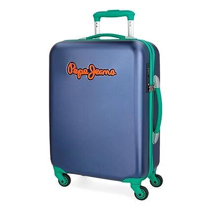 0d2da696da9 Bristol Hand Luggage, 55 cm, 33 liters, Blue (Azul): Amazon.co.uk: Luggage