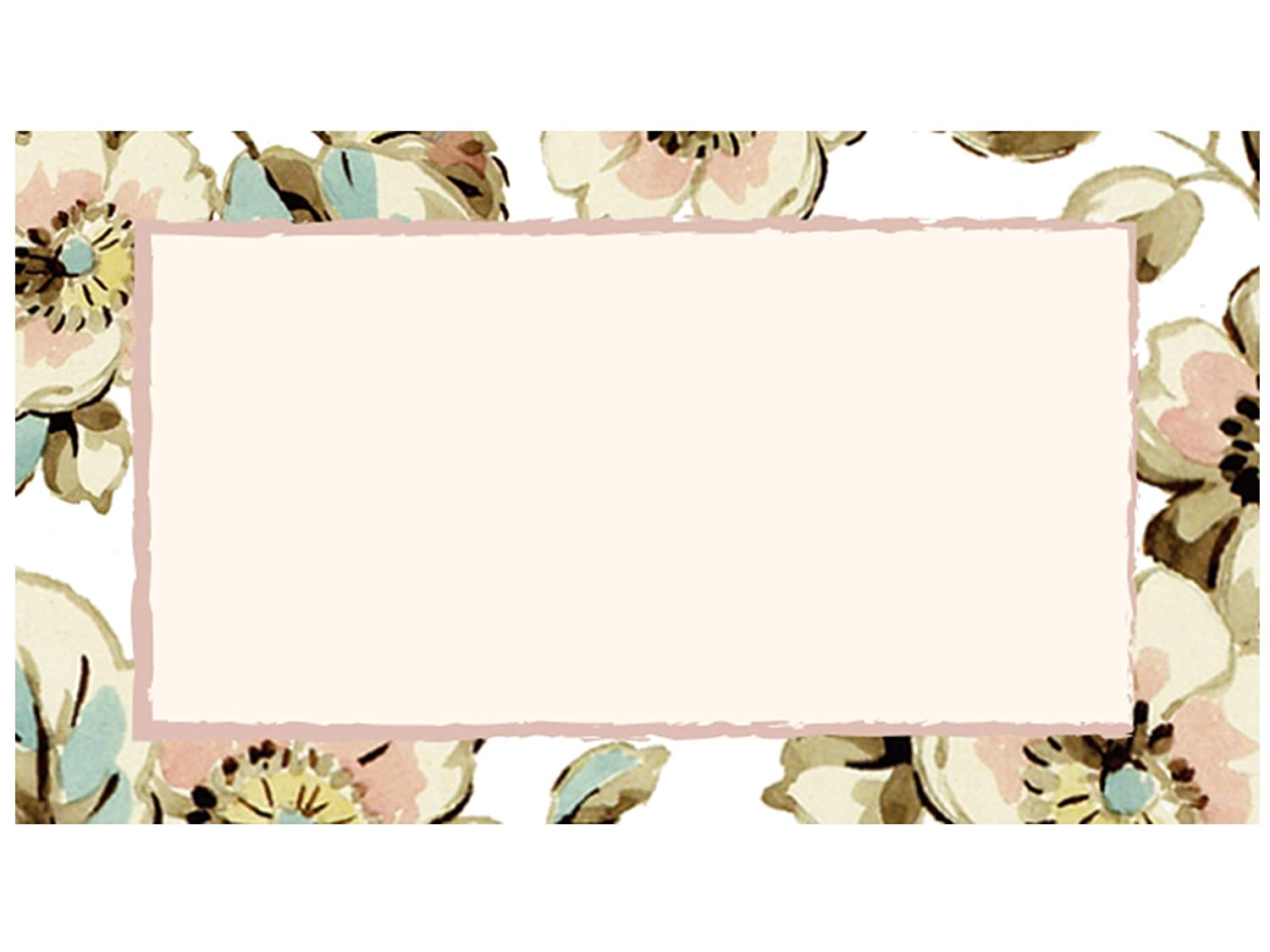 Creative Tops Katie Alice Cottage Flower Shabby Chic Jam Jar Preserve Labels, Pack of 24, Multi-Colour 5119497