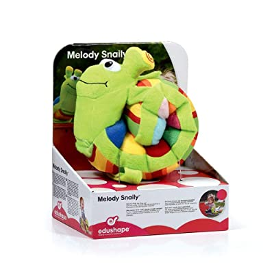 Edushape Melody Snaily : Baby Musical Toys : Baby