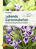 Lebende Gartentabellen: Pflanzenverwendung für jeden Gartensituation