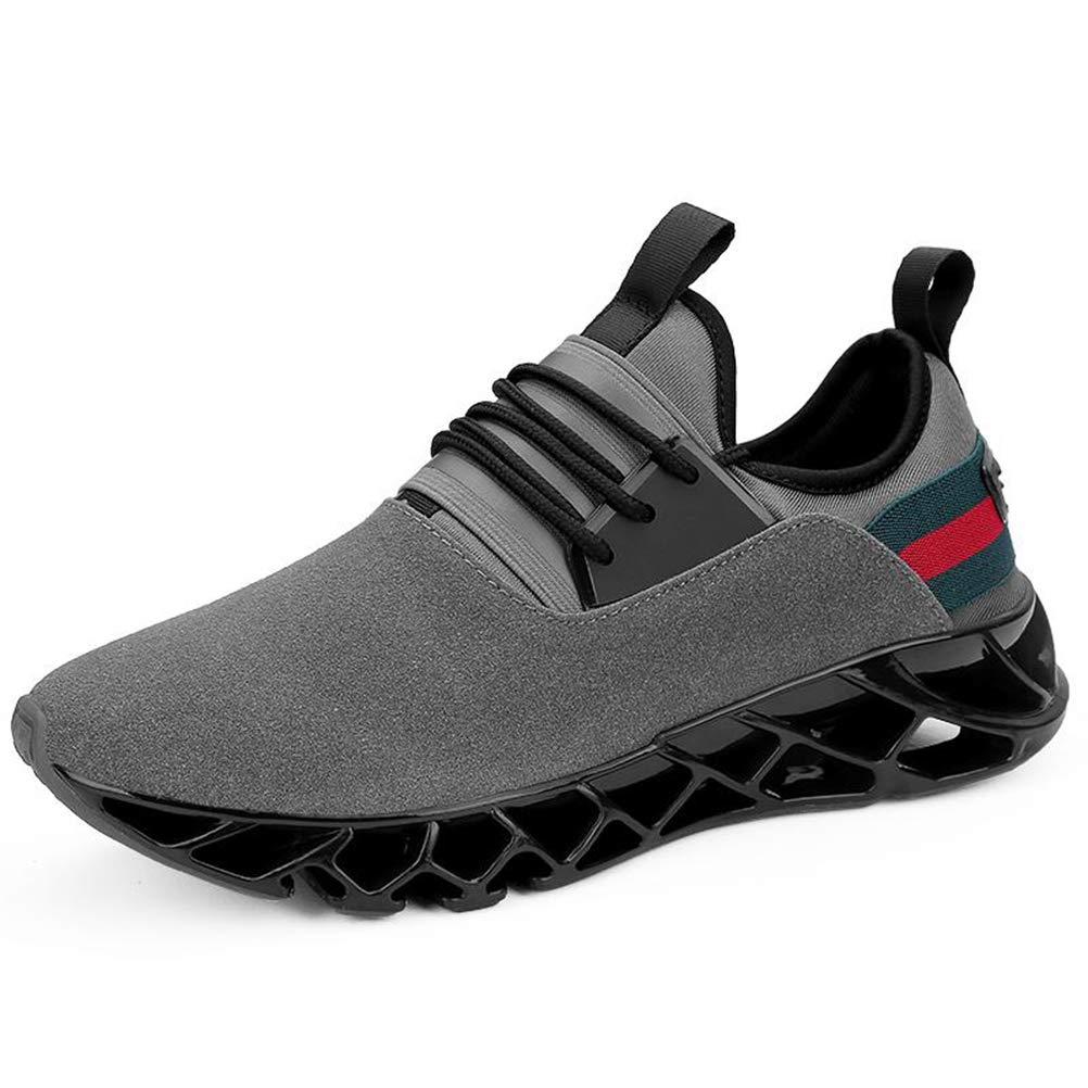 LFEU Frühling Sommer Herren Sneakers Mesh Lässige Sportschuhe Leichte Atmungsaktive Gym Walking Trainer Männliche Laufschuhe