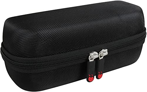 Hermitshell Hard EVA Travel Black Case Fits Sony XB20 SRS-XB21 Portable Wireless Speaker with Bluetooth