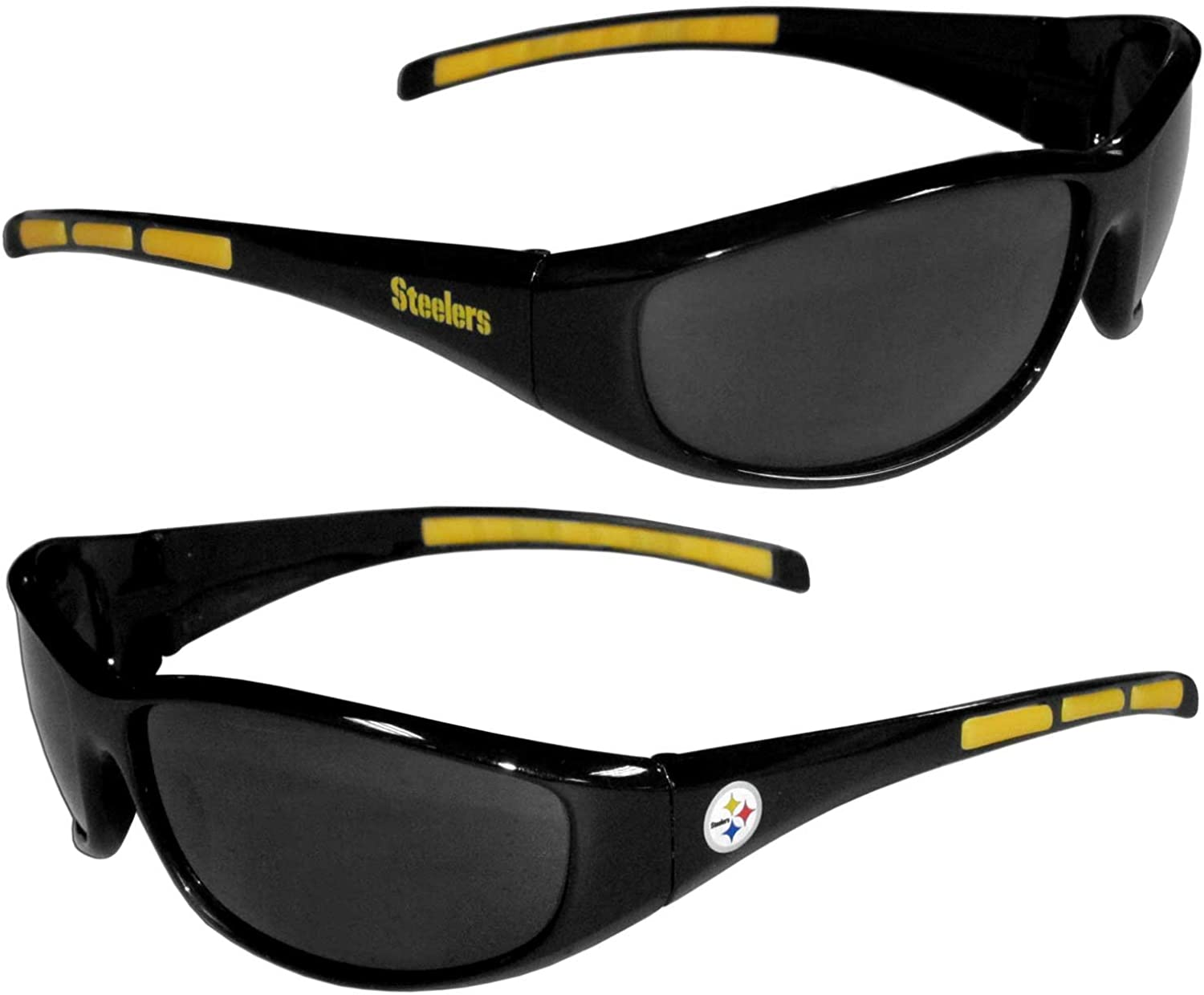 Siskiyou Pittsburgh Steelers Wrap Sunglasses