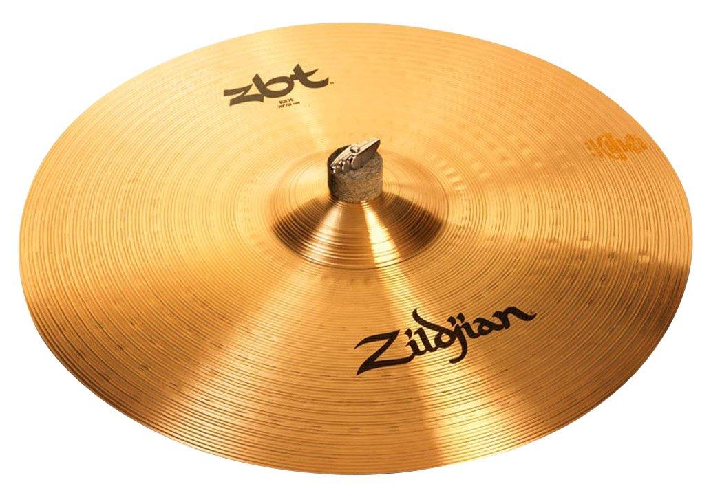 Zildjian ZBT 20-Inch Crash Cymbal Ride Avedis Zildjian Company ZBT20CR