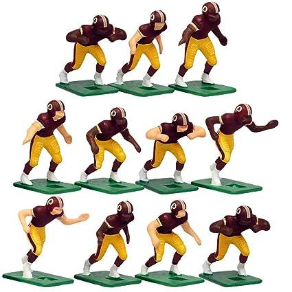 best sneakers e8dc5 49c02 Washington Redskins Home Jersey NFL Action Figure Set