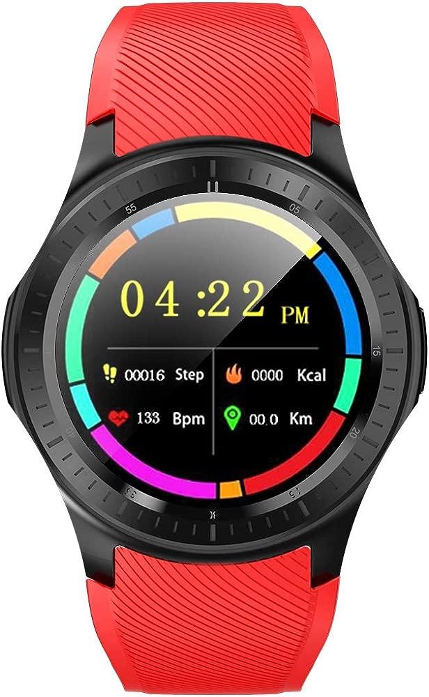 XZANTE Dm368 Plus Reloj Inteligente Bluetooth Reloj Inteligente 4G ...