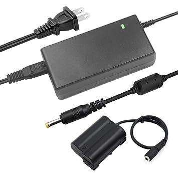 TKDY EP-5B Eh-5 Plus AC Adaptador de alimentación Kit (Nikon EN ...
