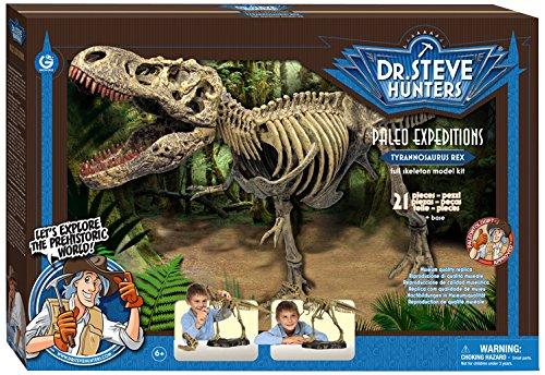 Dr. Steve Hunters cl1647K-Paleo Expeditions, Tyrannosaurus Rex