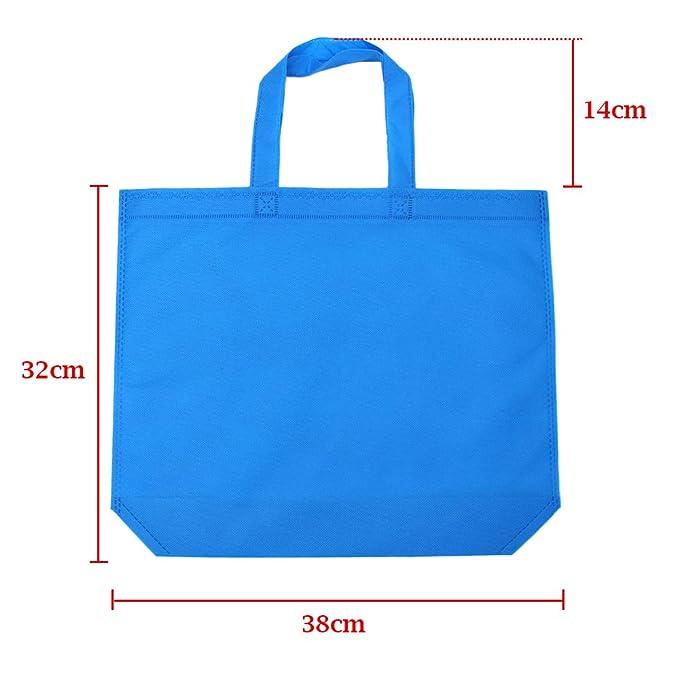 Amazon.com: M-Aimee - 24 bolsas de tela no tejida de 15.0 x ...