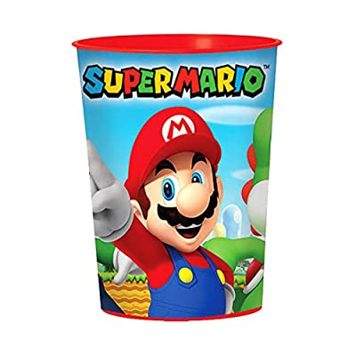 Super Mario Brothers Cup, Party Favor: Toys & Games