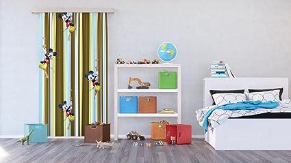 Tende Bambini Disney : Ag design fcsl disney mickey mouse cameretta bambini tenda
