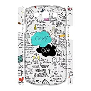 I-Cu-Le Okay Okay Customized Hard 3D Case For Samsung Galaxy S3 I9300