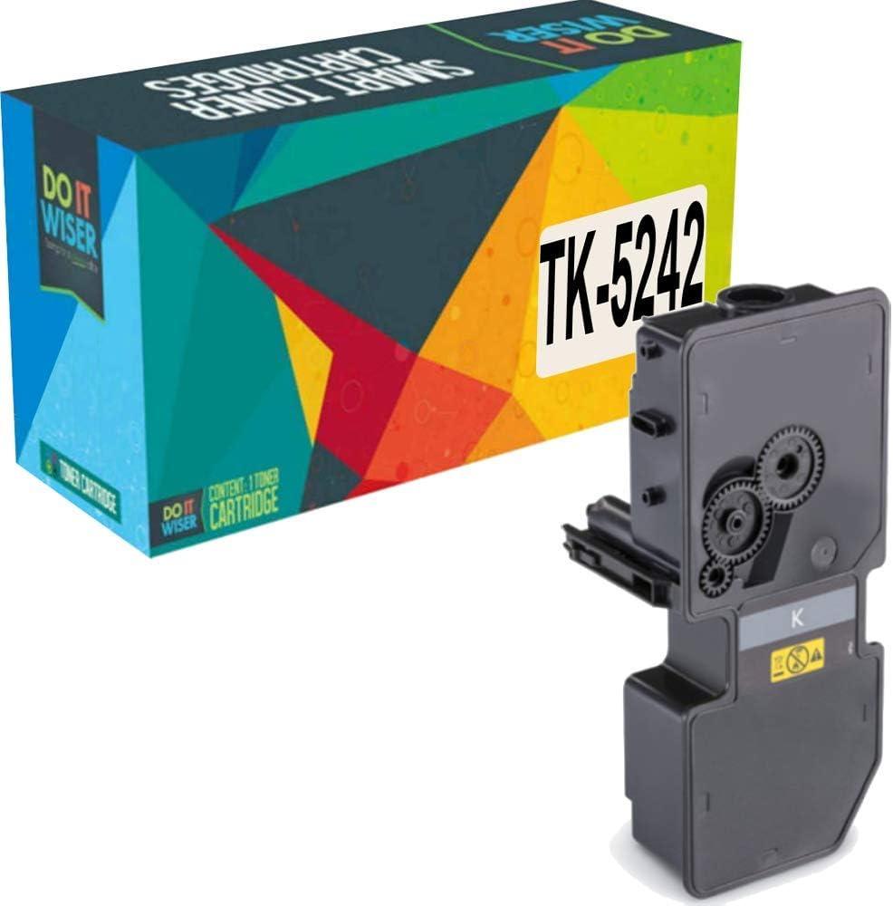 Toner para TK-5242K TK-5242 Kyocera Ecosys M5526cdw P5026cdw
