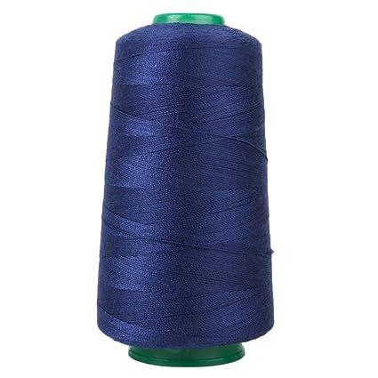 Bobina de hilo para coser Jeans de poliéster para le máquinas de coser 20s/2