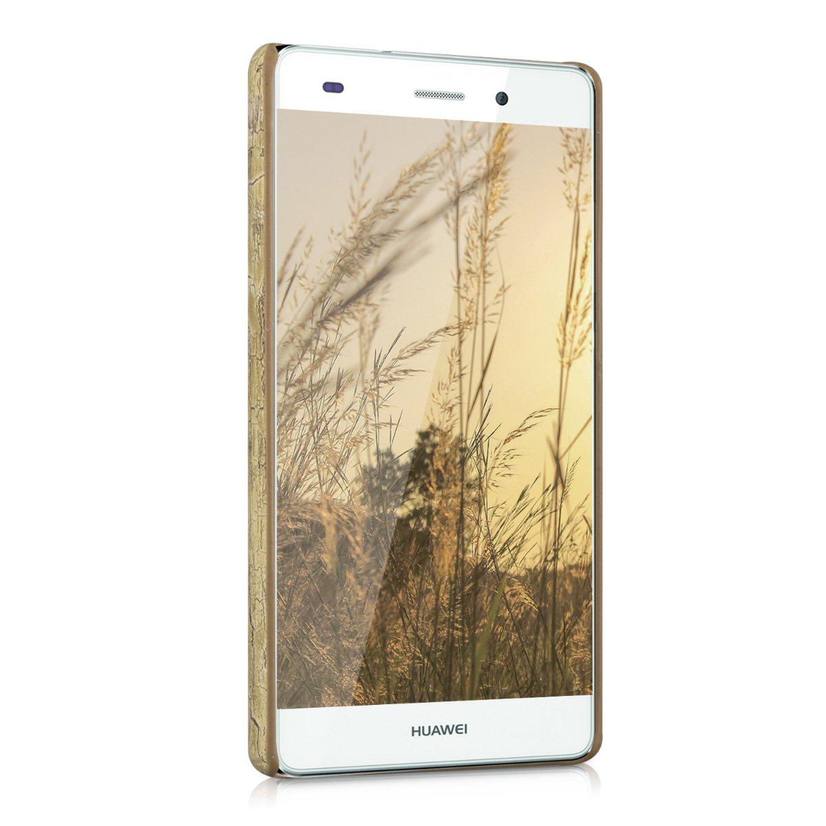 Amazon.com: Kwmobile - Carcasa rígida para Huawei P8 Lite ...