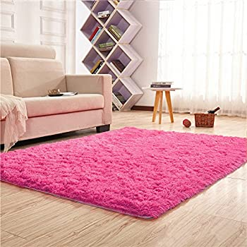 Amazon.com: 80*120cm Living Room Floor Mat/cover Carpets Floor Rug ...
