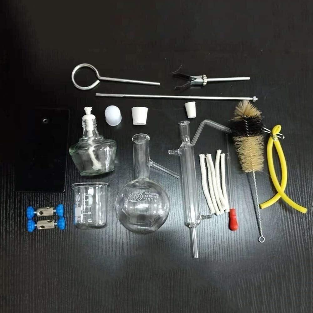 Sucastle Total de Laboratorio Esencial Aparato de destilación de ...