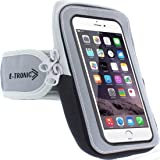 Sports Armband: Cell Phone Holder Case Arm Band Strap With Zipper Pouch/ Mobile Exercise Running Workout For Apple…