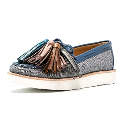 detailed look 2a6d6 61211 Melvin & Hamilton Loafer Bea 4 Jeans (37): Amazon.de: Schuhe ...