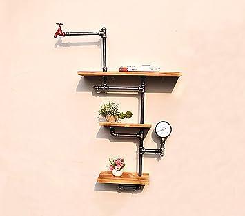 Accessoires De Decoration De Style Industriel 3 Etages