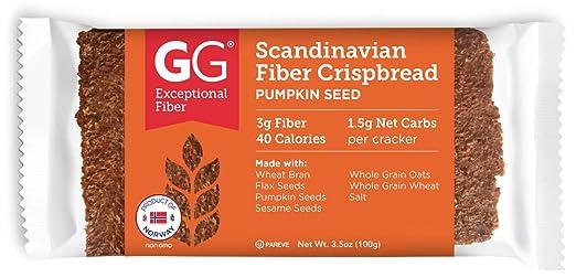GG Pan crujiente de fibra escandinava: Amazon.com: Grocery ...
