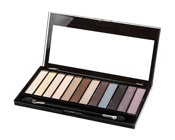 Makeup Revolution London Redemption Palette Essential, Multi Color, 14g