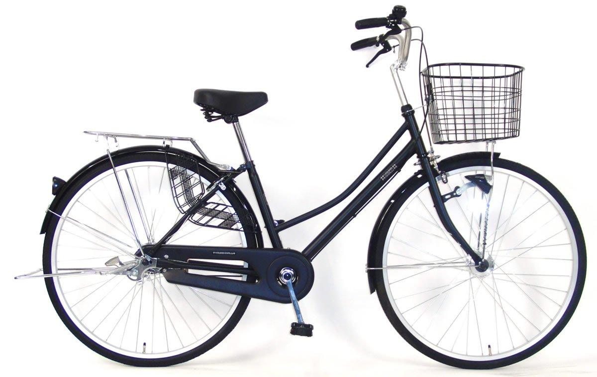 C.Dream(シードリーム) テクノタウンオートライト TW73-H 27インチ自転車 シティサイクル ブラック 3段変速 100%組立済み発送 B078YLMGBX